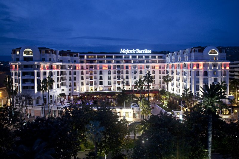 Hotel Barriere Le Majestic-Exterior<br/>Image from Leonardo