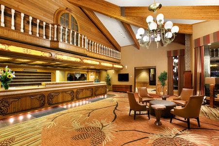 DoubleTree by Hilton Durango-Lobby<br/>Image from Leonardo