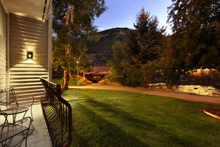 DoubleTree by Hilton Durango-River View Nighttime<br/>Image from Leonardo