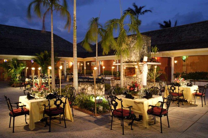 Hilton Rose Hall Resort & Spa  - Three Palms Restaurant <br/>Image from Leonardo