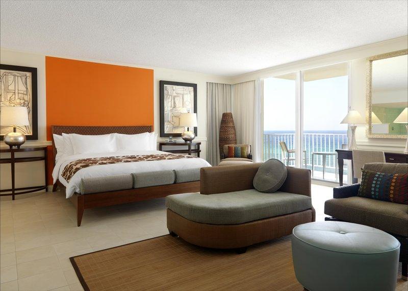 Hilton Rose Hall Resort & Spa  - Prime Minister Suite  <br/>Image from Leonardo