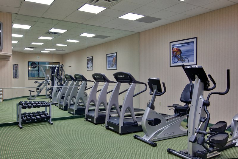 Holiday Inn Hotel & Suites Windsor (Ambassador Bridge)-Fitness Center<br/>Image from Leonardo