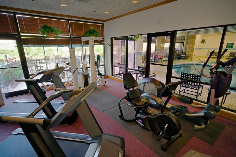DoubleTree by Hilton Durango-Fitness Center<br/>Image from Leonardo