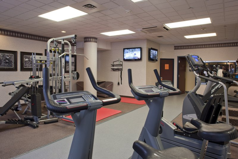 Best Western Plus Port OCall Hotel-Fitness Center<br/>Image from Leonardo