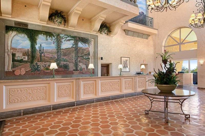 Pointe Hilton Squaw Peak Resort - Lobby <br/>Image from Leonardo
