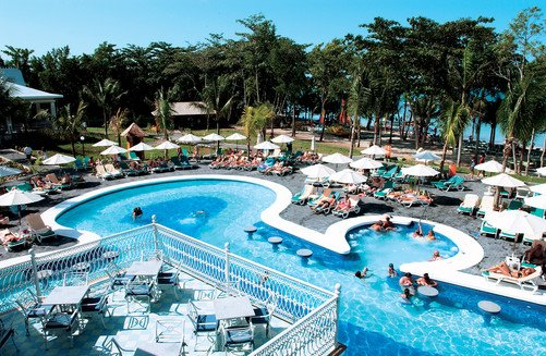 Riu Negril - Pool <br/>Image from Leonardo