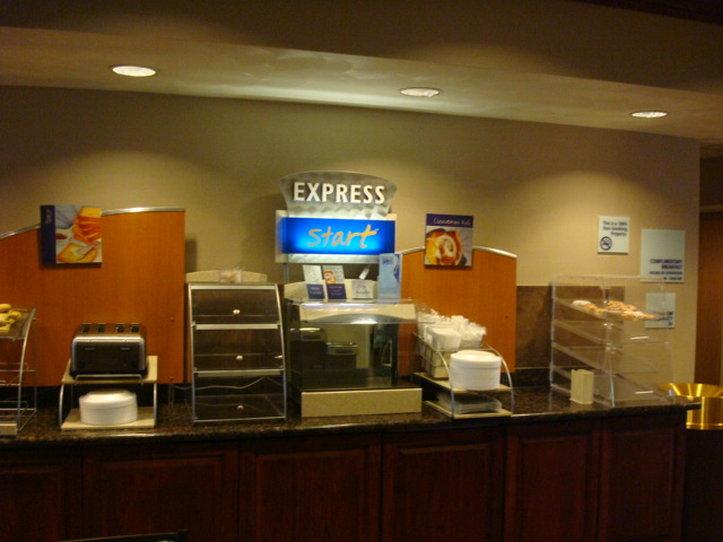 Holiday Inn Express Morgantown-Breakfast Area3<br/>Image from Leonardo