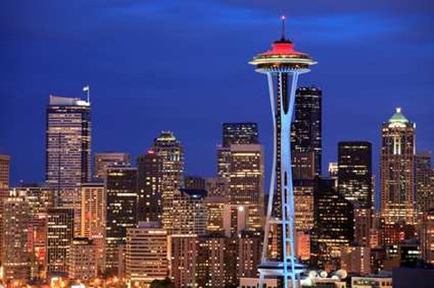 DoubleTree by Hilton Hotel Seattle Airport-Seattle Space Needle<br/>Image from Leonardo