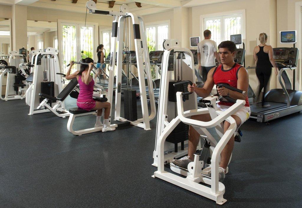 Pueblo Bonito Emerald Bay Resort & Spa-Health Club<br/>Image from Leonardo