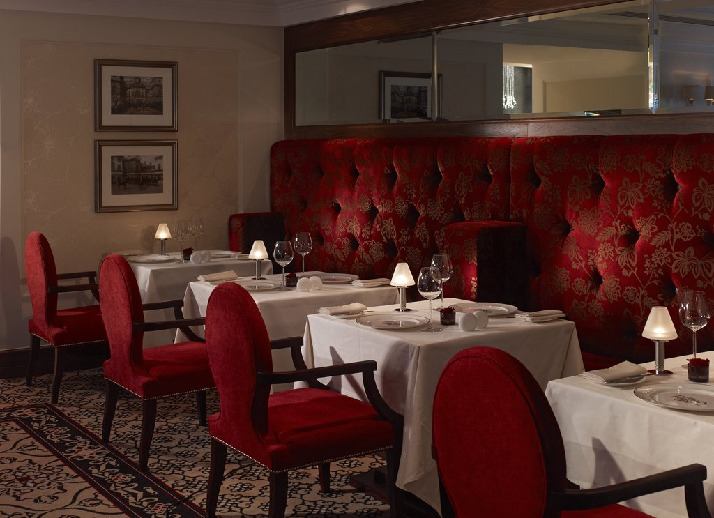 The Royal Horseguards - One Twenty One Two Restaurant <br/>Image from Leonardo