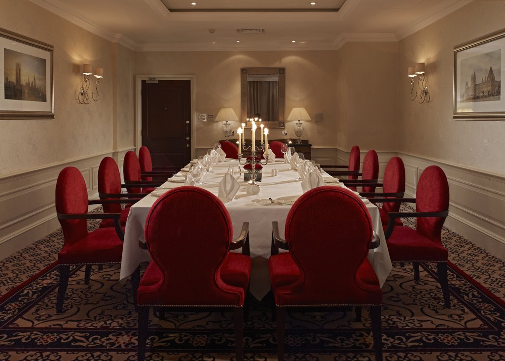 The Royal Horseguards - Private Dining <br/>Image from Leonardo