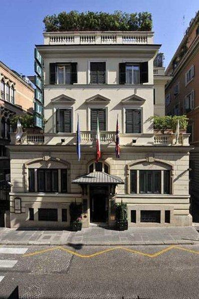 Hotel Britannia - Exterior <br/>Image from Leonardo