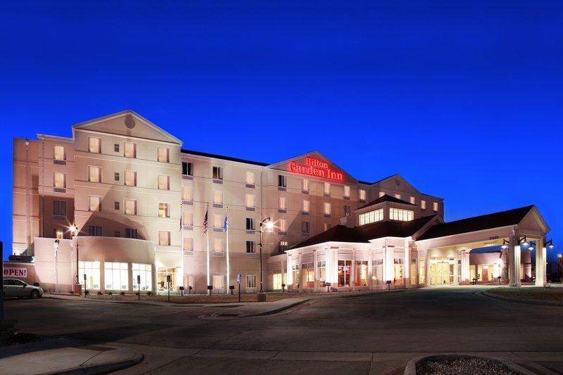 Hilton Garden Inn Laramie-EXTERIOR<br/>Image from Leonardo