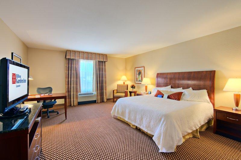 Hilton Garden Inn Laramie-Standard King<br/>Image from Leonardo