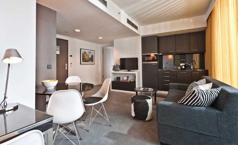 Adina Hackescher Markt-One Bedroom Apartment<br/>Image from Leonardo