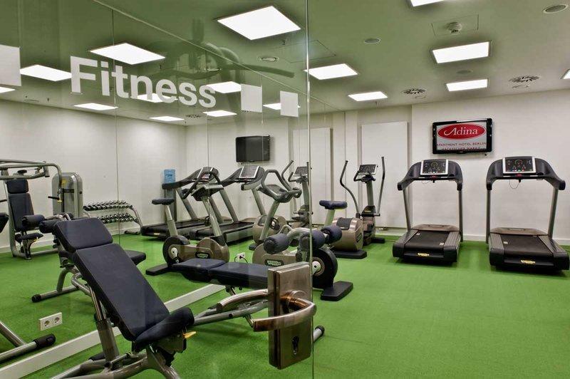 Adina Hackescher Markt-Gym<br/>Image from Leonardo