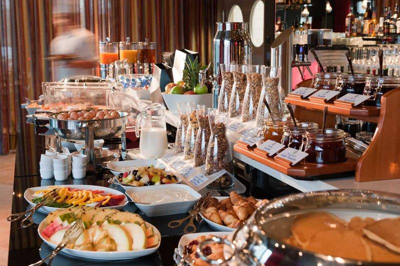 Adina Hackescher Markt-Breakfastbuffet<br/>Image from Leonardo