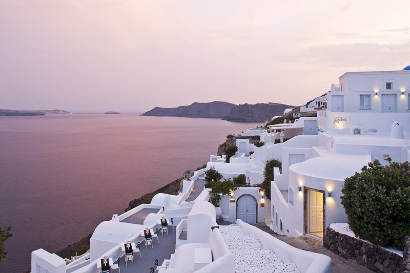 Canaves Oia Hotel-Canaves Oia Exterior<br/>Image from Leonardo