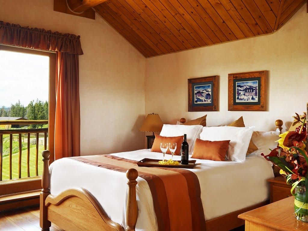 Echo Valley Ranch & Spa-Lodge room<br/>Image from Leonardo