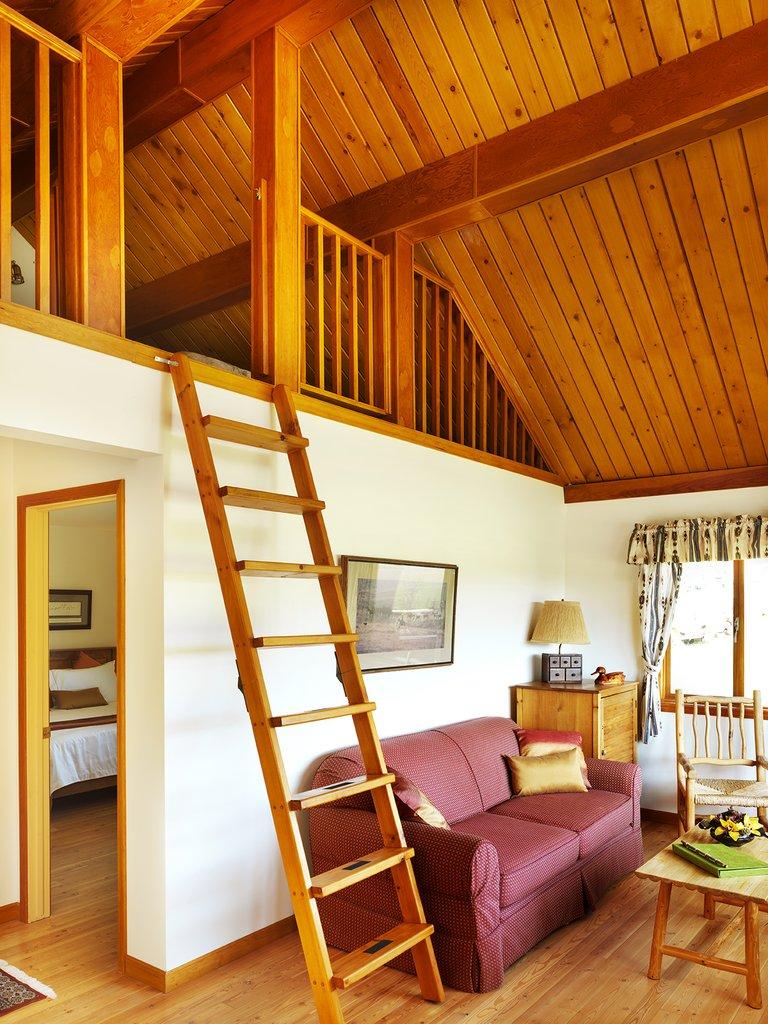 Echo Valley Ranch & Spa-Deluxe Cabin<br/>Image from Leonardo
