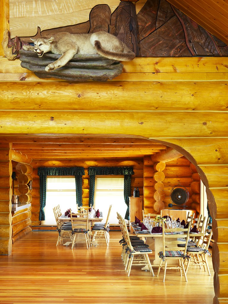 Echo Valley Ranch & Spa-Dining room<br/>Image from Leonardo