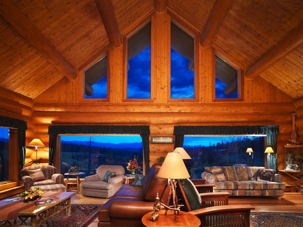 Echo Valley Ranch & Spa-Living Room<br/>Image from Leonardo
