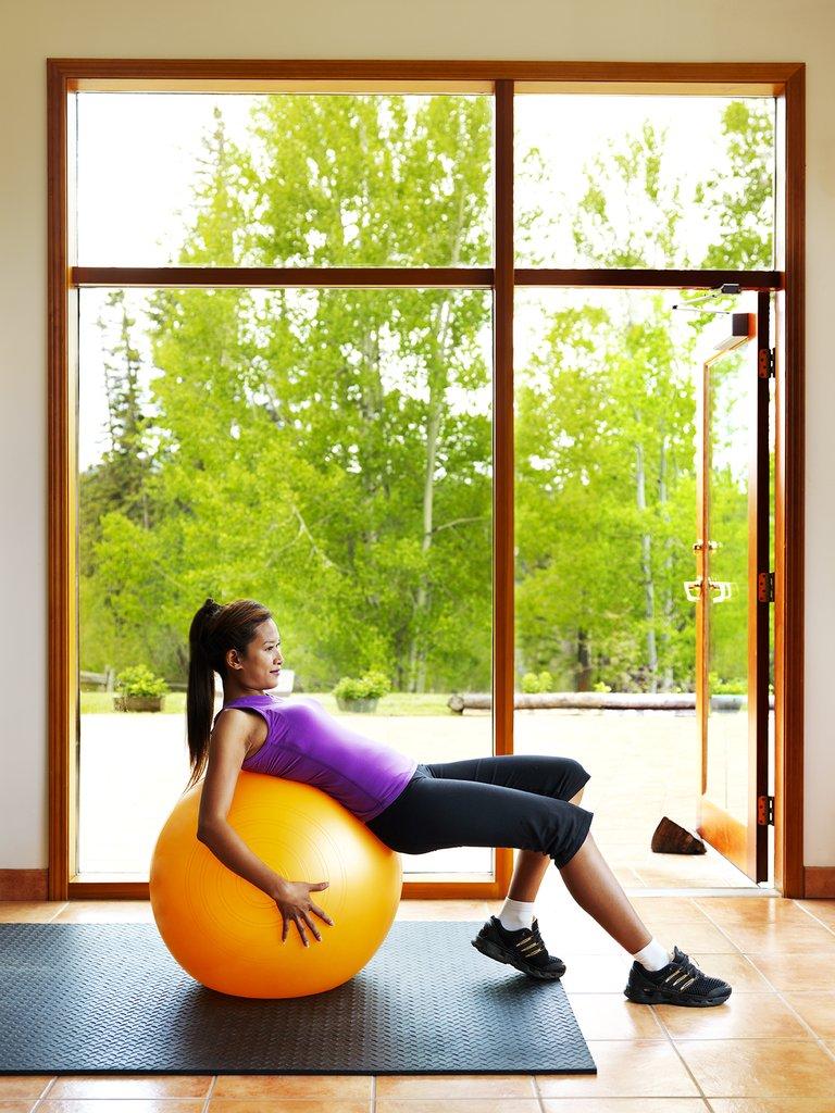 Echo Valley Ranch & Spa-Fitness Center<br/>Image from Leonardo