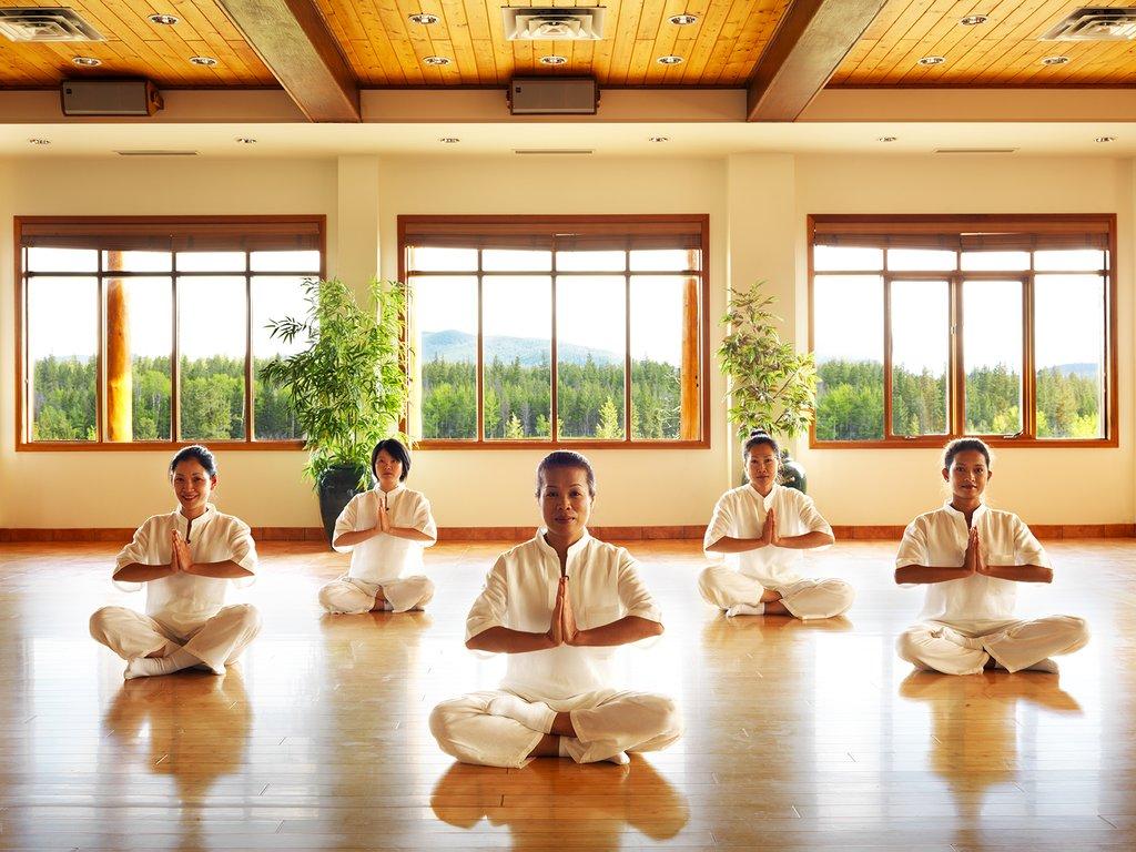 Echo Valley Ranch & Spa-Thai Yoga<br/>Image from Leonardo