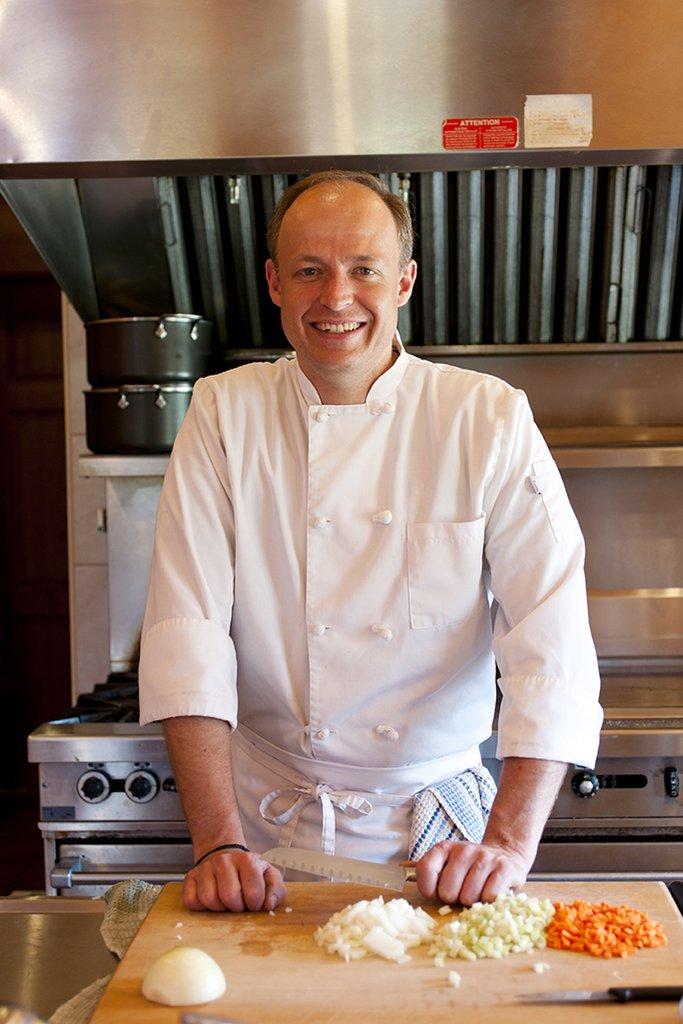 Echo Valley Ranch & Spa-Chef Jason Folk<br/>Image from Leonardo