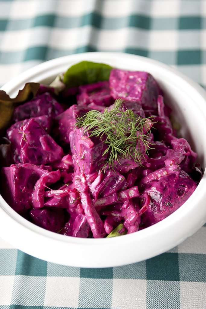 Echo Valley Ranch & Spa-Roasted Beet Salad<br/>Image from Leonardo