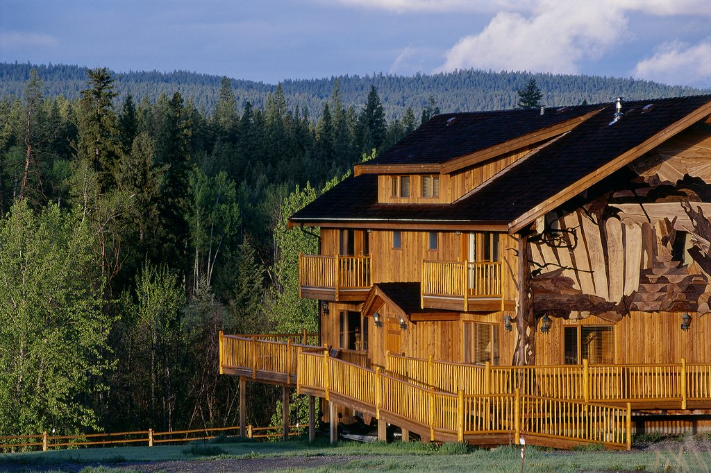 Echo Valley Ranch & Spa-Lookout Lodge<br/>Image from Leonardo