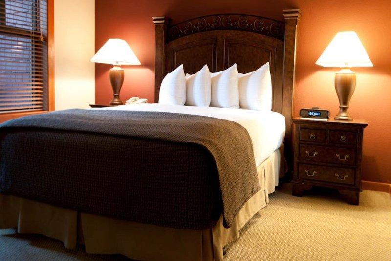 Village Lodge-Village Bedroom<br/>Image from Leonardo