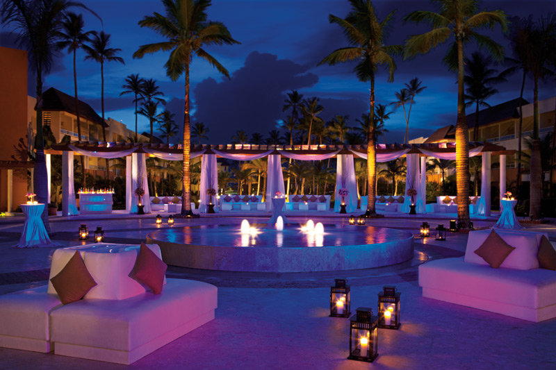 Secrets Royal Beach Punta Cana - Night Grounds <br/>Image from Leonardo