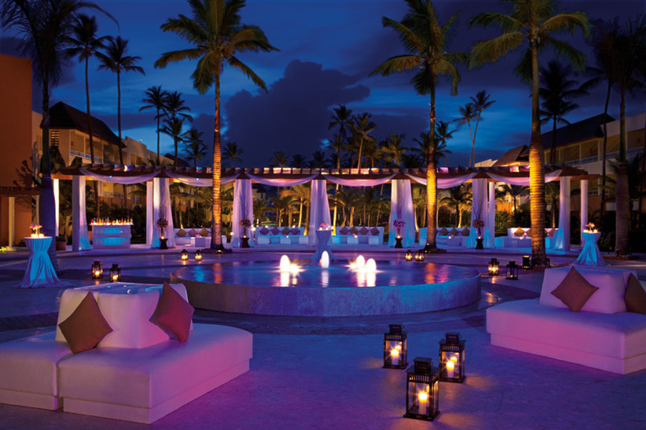 Secrets Royal Beach Punta Cana - Night Grounds <br/>Image from Leonardo