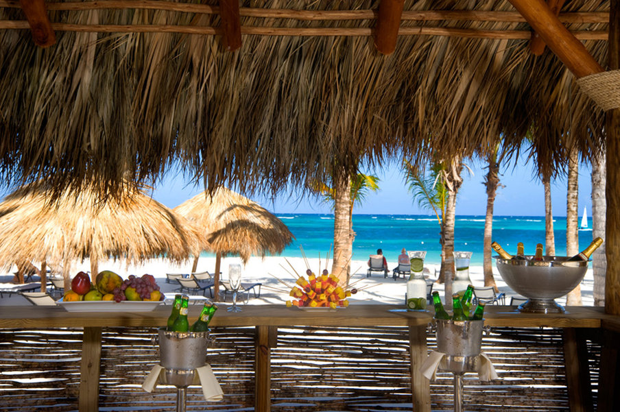 Secrets Royal Beach Punta Cana - Beach Bar <br/>Image from Leonardo