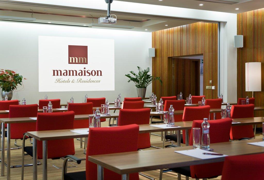 Mamaison Hotel Riverside - Conference Hall <br/>Image from Leonardo