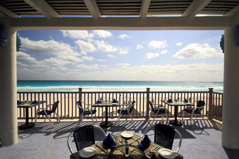 Golden Parnassus Resort & Spa - Restaurant Pier <br/>Image from Leonardo