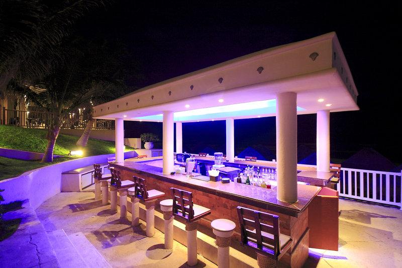 Golden Parnassus Resort & Spa - Tiki Bar <br/>Image from Leonardo