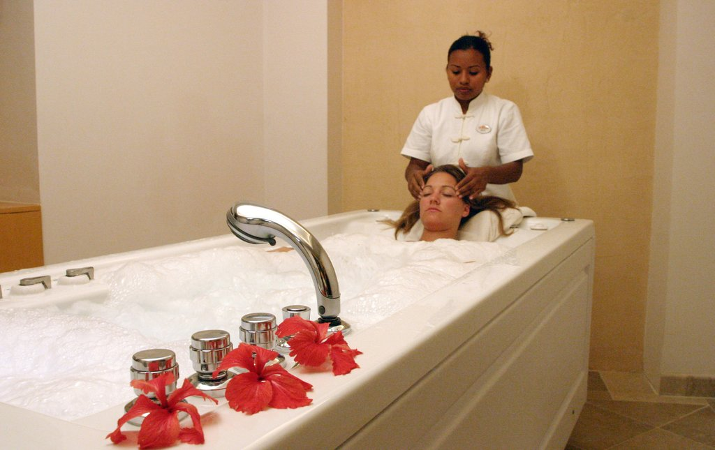 Golden Parnassus Resort & Spa - Spa <br/>Image from Leonardo