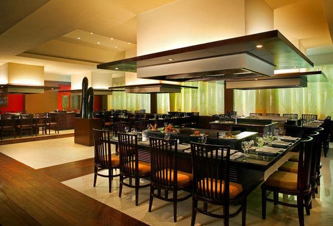 Paradisus Palma Real - Normal PPalma Real Bana Teppanyaki Restaurant <br/>Image from Leonardo