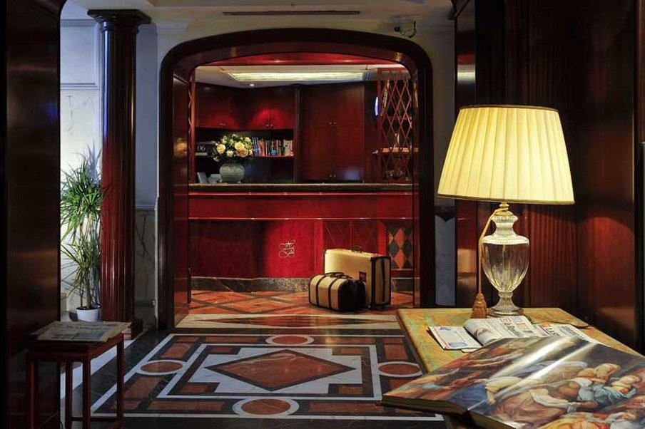 Hotel Britannia - MRM <br/>Image from Leonardo