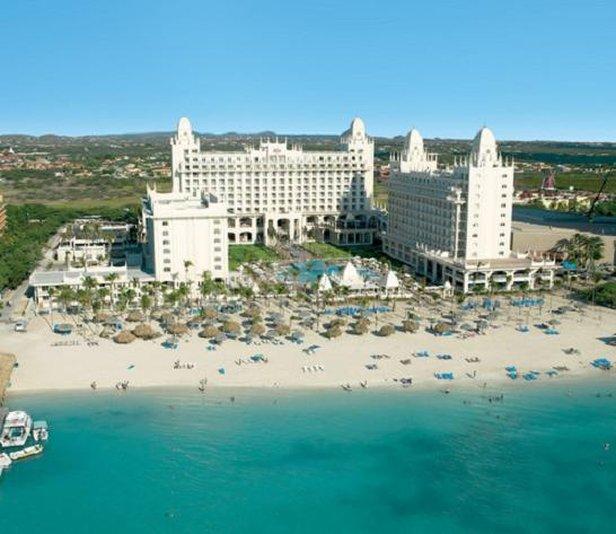 Riu Palace Aruba - Hotel Exterior <br/>Image from Leonardo