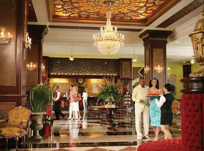 Riu Palace Aruba - Lobby <br/>Image from Leonardo