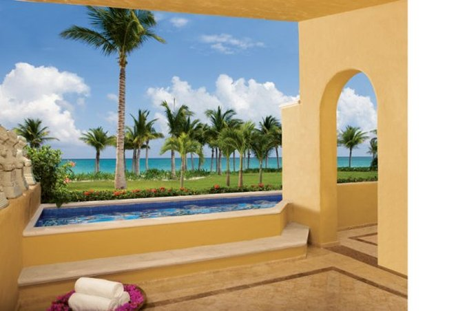 Zoetry Paraiso La Bonita - Guest Room <br/>Image from Leonardo