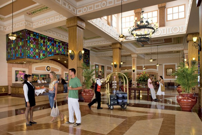 Riu Montego Bay-Lobby<br/>Image from Leonardo