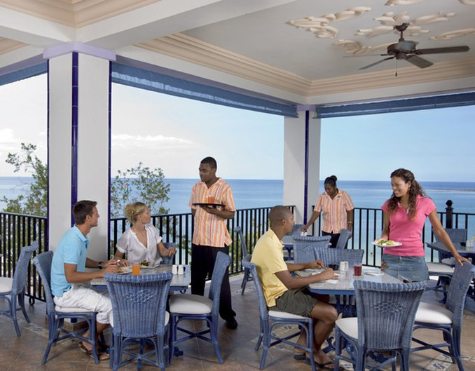Riu Montego Bay-Dining<br/>Image from Leonardo