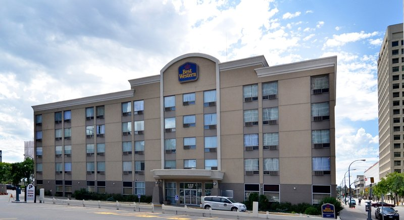 Best Western Plus Downtown Winnipeg-Centrally Located Downtown<br/>Image from Leonardo
