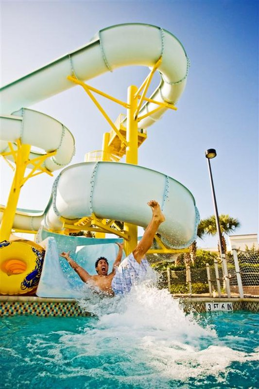 Holiday Inn Club Vacations Cape Canaveral Beach Resort-Waterslide<br/>Image from Leonardo