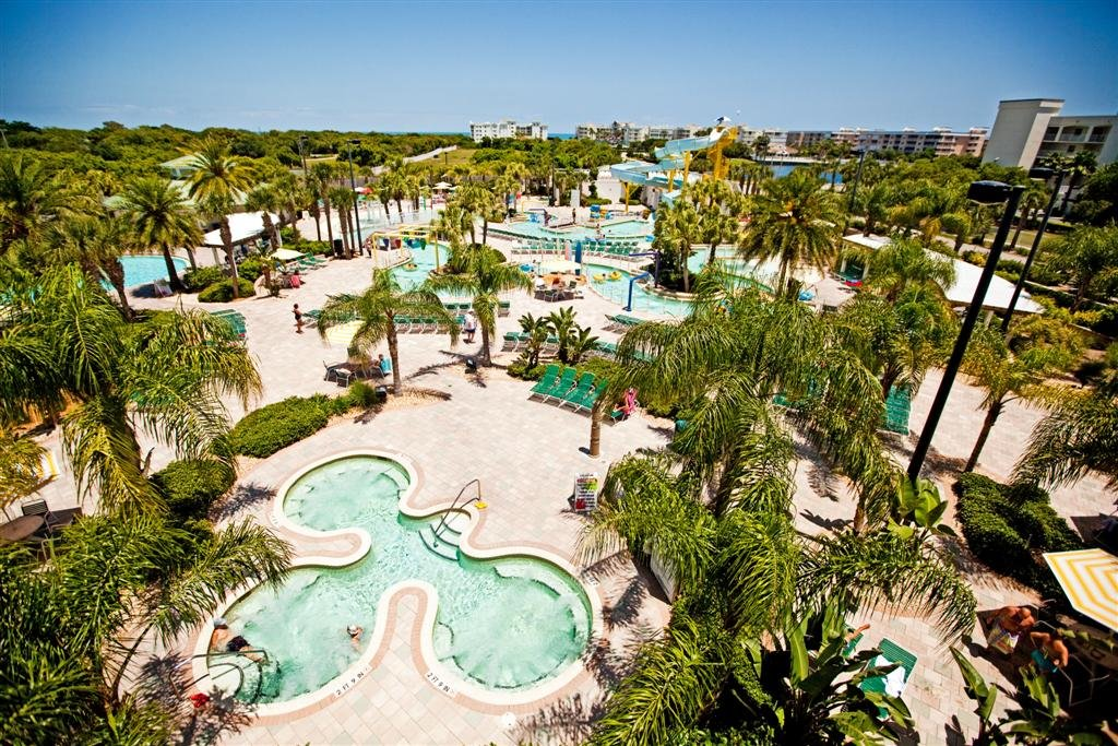 Holiday Inn Club Vacations Cape Canaveral Beach Resort-Pool<br/>Image from Leonardo