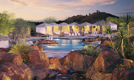 Pointe Hilton Tapatio Cliffs - Cabanas <br/>Image from Leonardo
